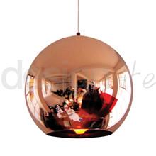 Kobber Pendel lampe - Ø 45cm fra Tom Dixon