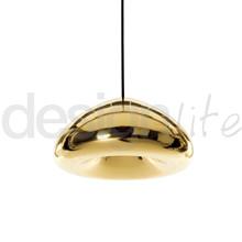 Void Pendel lampe Messing fra Tom Dixon