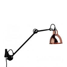 Lampe Gras 222 Seinävalaisin Musta - Kupari, DCW Éditions
