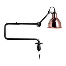 Lampe Gras 303 Væglampe Sort - Kobber fra DCW Éditions