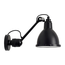 Lampe Gras 304 XL In and Out Udendørs Væglampe - Sort fra DCW Éditions