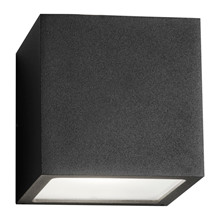 Cube LED Downlight Udendørs Væglampe - Light-Point