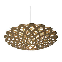 Flax Natural pendel Lampe - David Trubridge