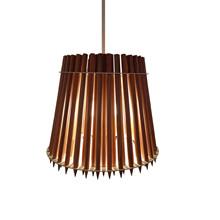 Pencil Lamp Pendel Hvid ledning/ramme fra Tom Rossau