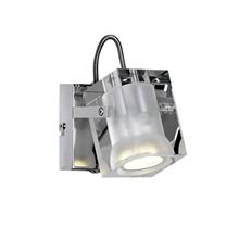 Rada K9 Cube W1 Væglampe fra Raxon