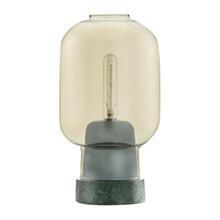 Amp Bordlampe - Guld/Grøn fra Normann Copenhagen