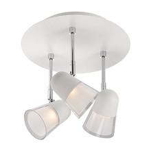 Arles LED 3-rondel Loftlampe fra Nordlux