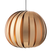 ST902 Copper Brushed Alu Pendel Lampe fra Tom Rossau