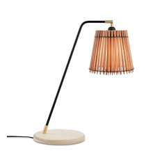 Pencil Lamp stor Bordlampe Sort stel fra Tom Rossau