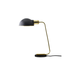 Collister Bordlampe Poleret Messing - Menu