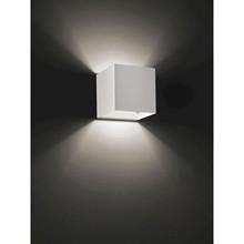 Laser AP9 Væglampe Mat Hvid - Studio Italia Design