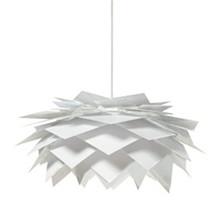 Pineapple Kerdil 212 Pendel Lampe - Hvid fra Frank Kerdil