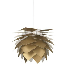 Illumin Pendel Lampe - Guld Look fra Frank Kerdil