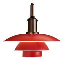 PH 3½-3 pendel - rød