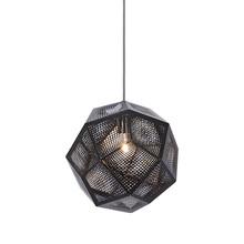 Etch Pendel lampe Light sort fra Tom Dixon