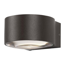 Orbit LED Outdoor Væglampe - Light-Point