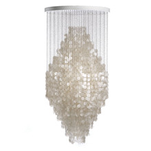 Fun 8 DM Pendel lampe design Verner Panton