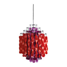 Spiral SP01 Multi color pendel lampe design Verner Panton