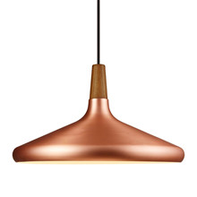 Float 39 Pendel Lampe - Kobber fra Nordlux