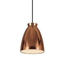 Milano 19 Pendel Lampe Kobber - Dyberg Larsen