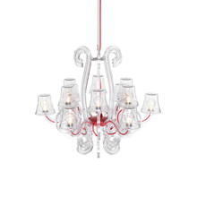 Rockcoco 12.0 Chandelier Transparent - Fatboy®