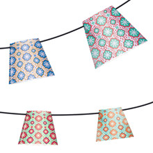 Party Polonaise String Light Azulejos - Fatboy®