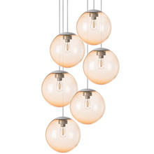 Spheremaker 6 Pendel Lys Orange - Fatboy®