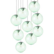 Spheremaker 9 Pendel Lys Grøn - Fatboy®