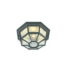 Latina Udendørs Loftlampe Sort - Norlys