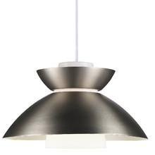 Mirror Pendel Lampe - Børstet stål fra Nordlux