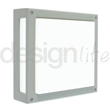 Nordland Udendørs Væglampe Aluminium - Norlys