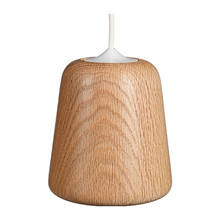 Material Pendant Lampe Natural Oak fra Roomstore