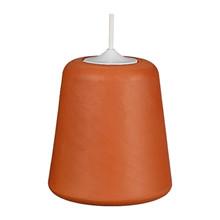 Material Pendant Lampe Terracotta fra New Works