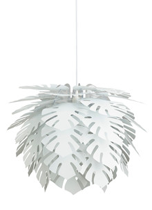 Illumin Philo Pendel Lampe Hvid fra Frank Kerdil