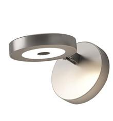 String H0 LED Væglampe Alu fra Rotaliana