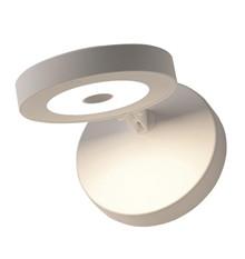 String H0 Væglampe/Loftlampe Hvid - Rotaliana
