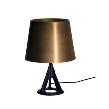 Base Poleret Messing Bordlampe fra Tom Dixon