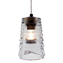 Glas Tube Pendel Lampe fra Tom Dixon