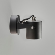 City 1 LED Vegglampe Sort - LIght-Point