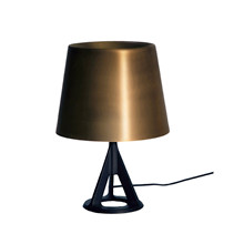 Base Polert Messing Bordlampe fra Tom Dixon