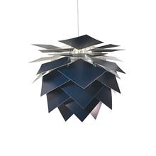 PineApple Medium Pendel Lampe Ø45 cm Mørk Blå fra Dyberg Larsen