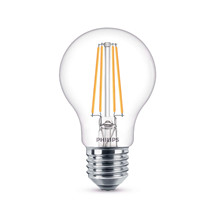 Pære LED 7W Glas (806lm) E27 - Philips