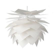 PineApple Hvid Pendellampa från Frank Kerdil