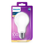 Pære LED 11,5W Glas (1521lm) E27 - Philips