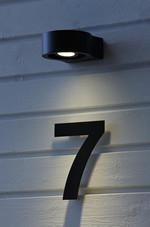 Direct Udendørs Væglampe Antracit - Markslöjd