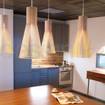 Secto 4200 Pendel Lampe Hvid - Secto Design