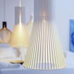 Secto 4201 Pendel Lampe Hvid - Secto Design