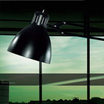 Archi T2 bordlampe mat sort fra Light-Point