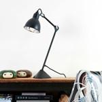 Lampe Gras 205 Bordlampe Sort fra DCW Éditions