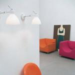 Luxy Loft-/væglampe H0 fra Rotaliana